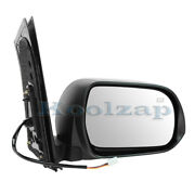 For 13-17 Sienna Van 2.7l And 3.5l Rear View Door Mirror Power Heated Right Side