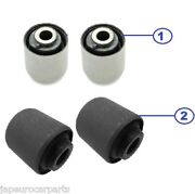 Fits Nissan Terrano R50 93-03 Rear Trailing Lateral Track Control Rod Arm Bushes