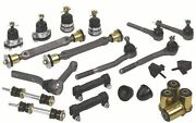 Pst Polygraphite Super Front End Kit 1955-57 Chevy Full Size Manual Steering