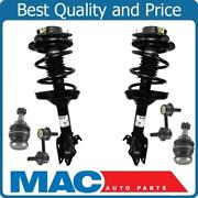Coil Spring Strut Assembly Bj And Sway Bar Links Fits For 05-09 Subaru Outback