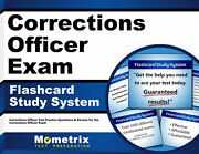 Corrections Officer Exam Flashcard Study System
