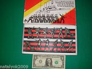 181 New Set Vintage Metal Toy Soldier Russian Ussr Revolutionary Sailors Rare