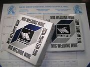 22lbs 70s-6 X .030 Mig Wire 11lbs Rolls More Quantity For Your Money Free Gift