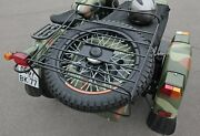 Lugage Rack For Sidecar Motorcycle Ural.new
