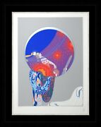 Erte Nature's Vanity 1982 | Signed Serigraph | Framed | Others Avail | Gallart