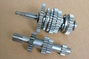 Main Shaft Assy And Clutch Shaft Assy For Motocycle Ural. Herzog Made In Germany