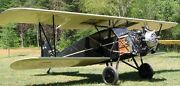 Cabinaire Paramount Usa Private Airplane Wood Model Replica Large Free Shipping