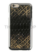 Uwnpb Masterpiece Real Skin Python Leather Hand Made Back Cover Phone Case