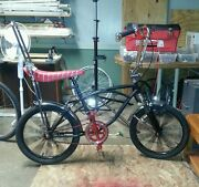 Excellent Custom Chopper Bicycle