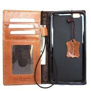 Genuine Italian Leather Case Fit Apple Iphone 6s Plus Book Wallet Cover Bible Il