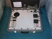 Transdata 2120 Series 2100 Portable Automated Meter Test Set W/power Cord, Case