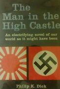 The Man In The High Castle By Philip K. Dick 1962 1st. Ed. Book Club Hardcover