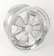 For Porsche 911 Sc Fuchs Polished Wheel 8x15 Reproduction New