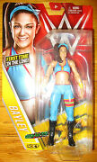 Wwe Bayley Figure Series 58 Womens Nxt Diva Champion 2015 First In Line Bailey