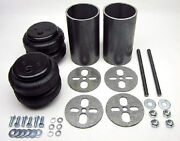 Air Ride Suspension Front Mounting Brackets Tubes 2500 Bags Universal Fabricator