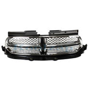 11 12 13 Durango Front Grill Grille Assembly Chrome Shell Ch1200358 57010709aj
