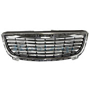 11-15 Townandcountry Front Grill Grille Assembly Chrome W/black Insert Ch1200350
