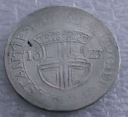 1623 Germany States Constance City Silver Thaler Scarce 1 Year Type Km A126
