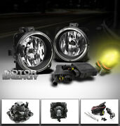 00-07 Focus/mustang/escape/lincoln Ls Bumper Fog Lights+3000k Hid+switch+harness
