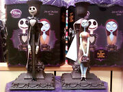 Nightmare Before Christmas Candle Holders Jack And Sally