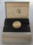 2002 Canada 100 Dollars Gold Coin Oil And Petroleum Industry Proof
