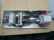 Panasonic Fp-x C30r Plc W/ Idec Ps5r-sd24 Power Supply And Others [2a-28]