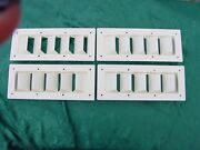Boat Vent Louver 14 Bilge Louver Sea Ray Many Others Four Pack Special Save