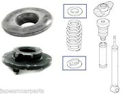 For Vw Golf 97-05 Audi A3 Mk2 03-08 Rear Coil Spring Top And Bottom Rubber Mount