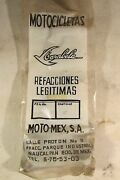 Rare Vintage Nos Carabela Tomos Indian 50cc Moped Chain Tensioner W/ Spring