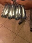 Titleist 714 Ap2 With Project X Shafts 6.0 Irons