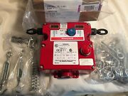 Honeywell 2cpsa2a1b Cable Pull Switch W/ 50' Cable W/ Hardware Pack New