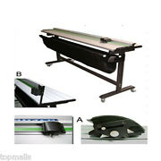 H-80 Foam Board Pvc Trimmer Cutter With Support Stand