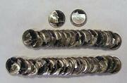 Roll Of 40 2005-s Proof Ocean View Reverse Jefferson Nickels Free Shipping 2