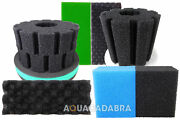 Fish Mate Filter Foam Media Pond Guv Gbio Bs5 Puv Powerclenz Replacement