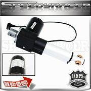 4 Stroke Linear Actuator Output Dc 12v 220lbs Max Lift For Boat Car 8 Mm/s Spd