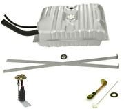 1949 - 1952 Chevy Car Steel Fuel Extra Capacity Gas Tank Combo W/ Sender And Pump
