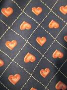 Button Hearts Overall 7142-45x102 Inches Daisy Kingdom Past And Presents Fabric-1