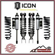 Icon .75-2.5 Suspension System Stage 3 For 2009-2018 Dodge Ram 1500 4wd