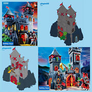 Playmobil Rock / Red Dragon Castle 3269 3320 3328 5757 Spare Parts Service
