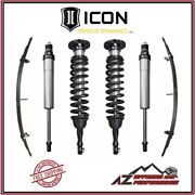 Icon Vehicle Dynamics 0-3 Stage 3 Suspension System For 07-20 Toyota Tundra