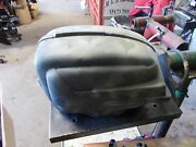 1957 Evinrude 7.5hp Cowl Camo Painted Johnson 1950s Outboard Upper Metal Latch