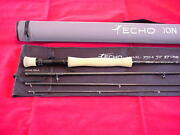 Echo Ion Xl 9ft 4 Piece 9 Line Great New