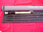 Echo Ion Xl 9ft 4 Piece 10 Line Great New