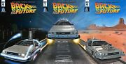 Back To The Future 6 7 And 8 Idw Variant Vault Collectibles Exclusive 1st Print