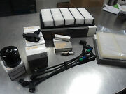 Mazda Rx-8 04-11 New Oem Tune Up Kit Plugs, Wires, Ignition Coils And Filters