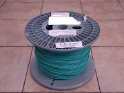 M16878/29bmk5 Harbour Silicon Wire 10 Awg 30 X 105 Green 470' Partial Hp6-ss-bmk