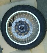 Front Wheel 19 With The Rotor Disc Brake And Tire Assembly Ural.new