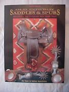1994 Book Old Cowboy Saddles And Spurs Identifying The Craftsmen Who Made Them