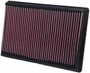 Fits Scion Tc 2005-2006 2.4l Kandn Performance High Flow Replacement Air Filter
