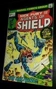 Nick Fury And His Agents Of Shield 1 Nm/9.0/+ C Photos Highgrade